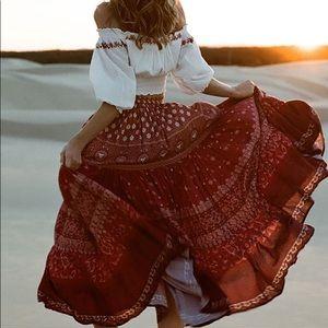 Spell & The Gypsy Collective Skirts - ♥️ Tulla x spell Gypsiana maxi skirt ♥️
